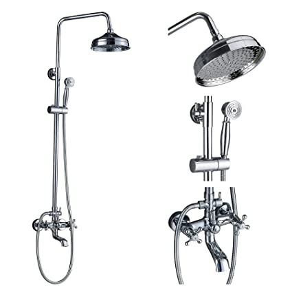 Lovely Antique Brass Kitchen Faucets Brass & Porcelain Base Bathroom Sink Basin Faucet Mixer Hot And Cold Water Tap 360 Swivel Bathroom Sinks,faucets & Accessories