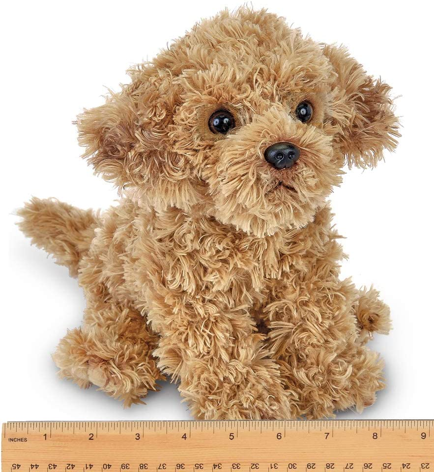 This Is Fine Dog Stuffed Animal, Amazon Com Bearington Doodles Labradoodle Plush Stuffed Animal Puppy Dog 13 Inches Toys Games
