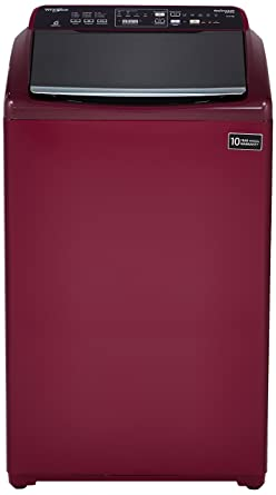 Whirlpool 6.2 kg Fully-Automatic Top Loading Washing Machine (STAINWASH ULTRA (N), Wine)