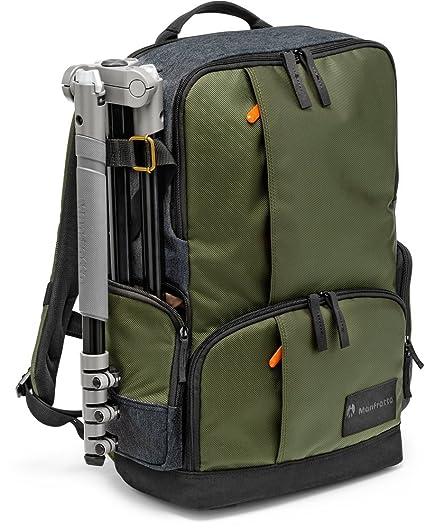 Amazon.com   Manfrotto MB MS-BP-IGR Medium Backpack for DSLR Camera    Personal Gear (Green)   Camera   Photo 6f8230866e737