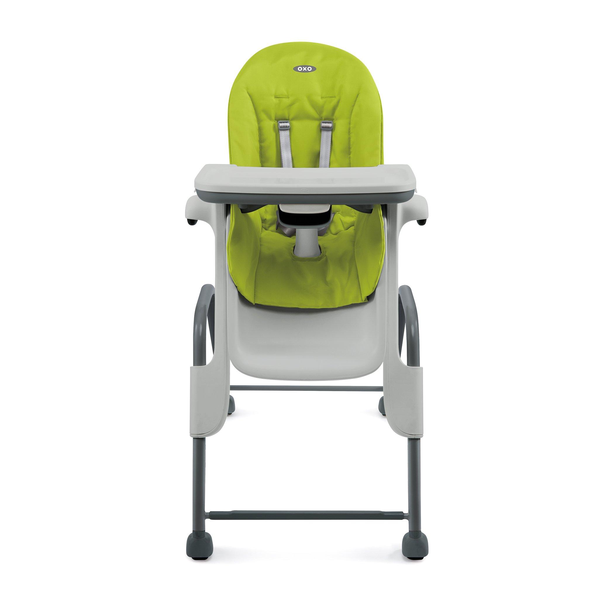 Amazon Com Oxo Tot Seedling High Chair Blue Dark Gray