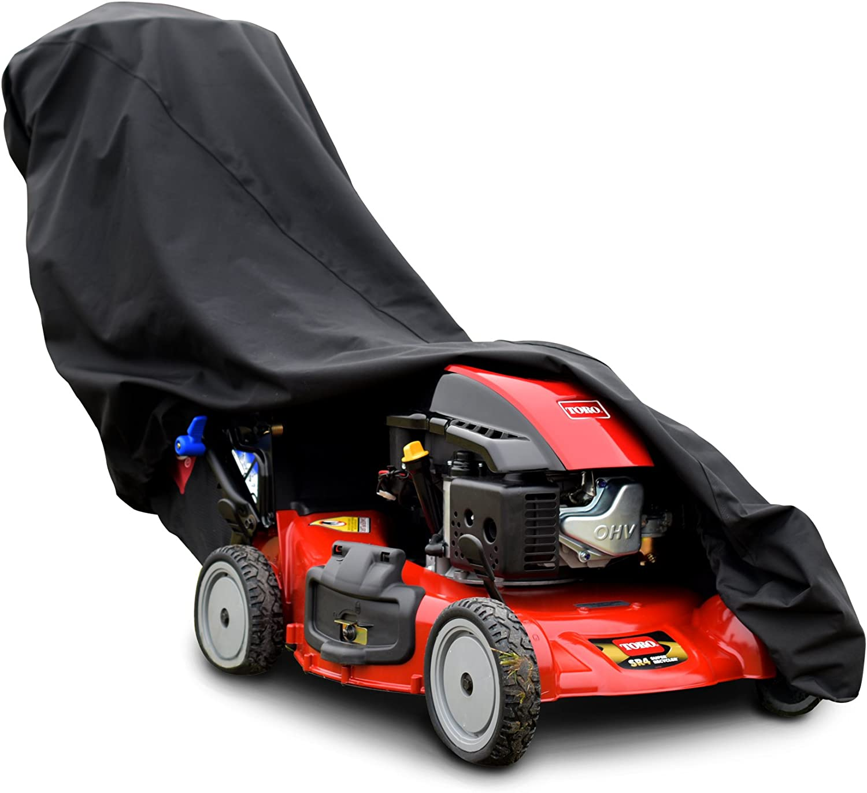 Black Budge TPLM1 Lawn Mower Cover