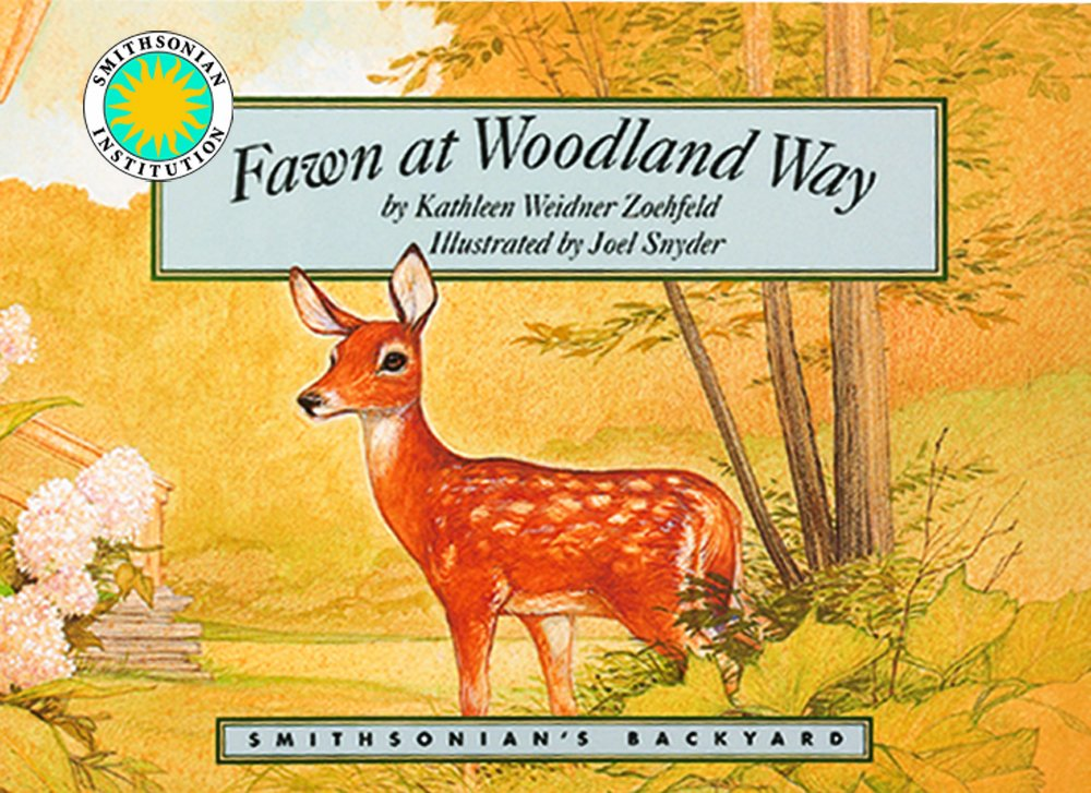 Download Fawn at Woodland Way (Smithsonian's Backyard Series Book & Plush Toy) ebook