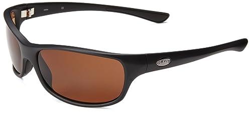 8ec6732698 Orvis Men s Acklins OR-ACKL-BKRS-PC3910 Polarized Wrap Sunglasses ...