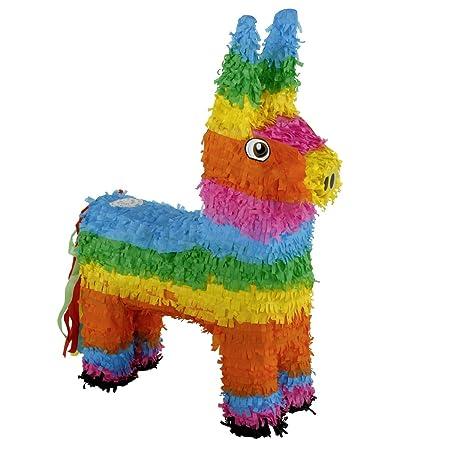 Piñata Diseño Burro 55 x 38 x 15 cm Cumpleaños Fiestas ...