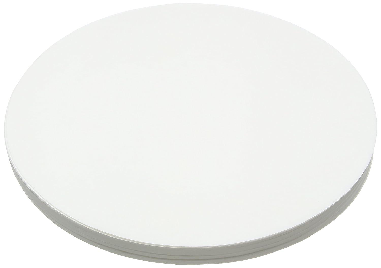 42.5 mm Diameter Fast Filtering Qualitative Filter Paper Pack of 100 Camlab 1171066 Grade 111 4