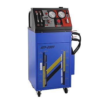 Mophorn Flush Machine DC12V 0-60PSI Automatic Transmission Fluid Exchanger Heavy Duty Transmission Flush Machine