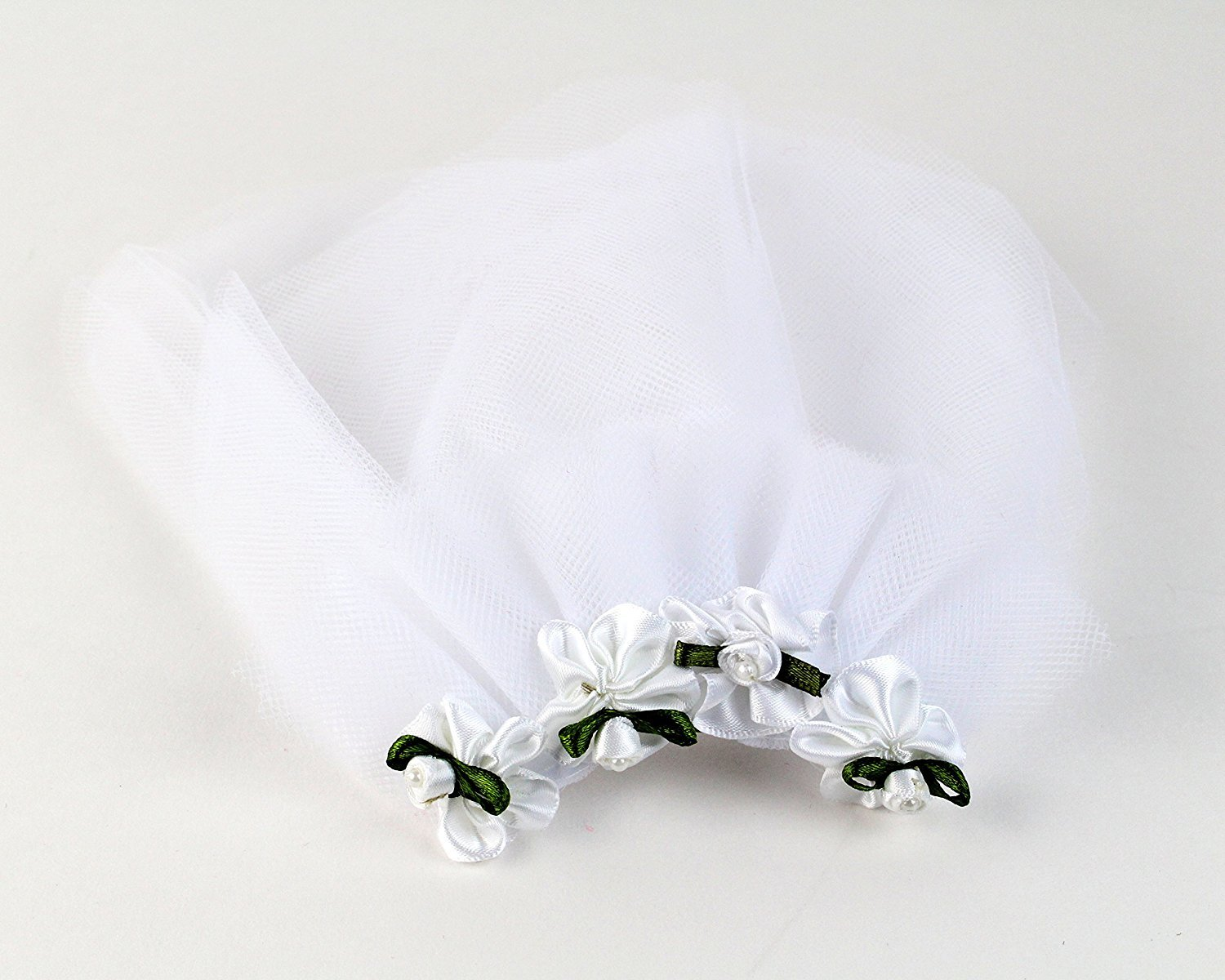 Midlee Dog Wedding Veil (Small)