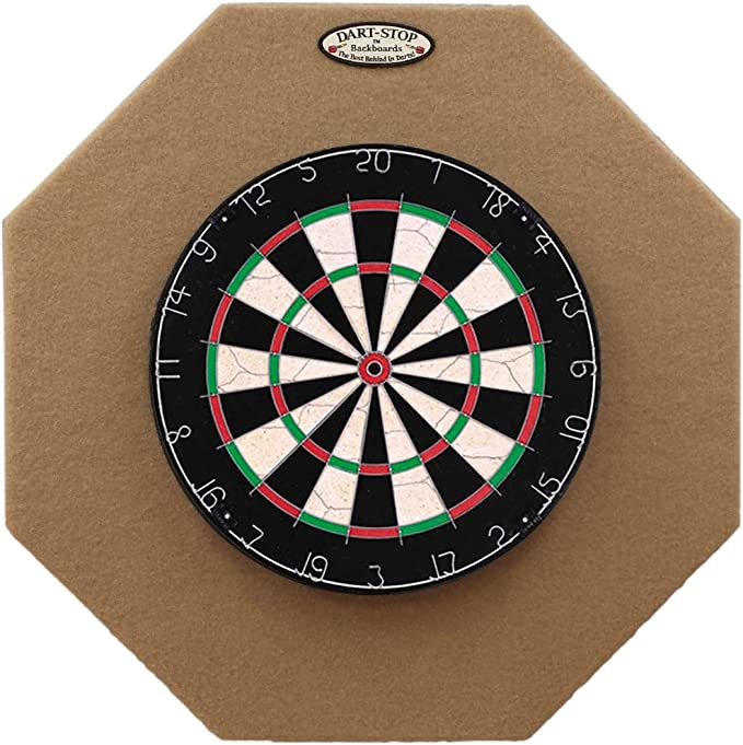 "Dart-Stop 29"" Professional Dart board Backboard, Octagonal – My Top Pick"
