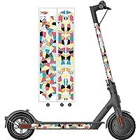 Coolnamic Sticker voor elektrische scooter, decoratieve vinylscooter, model Triangle, compatibel met Xiaomi M365, Pro…