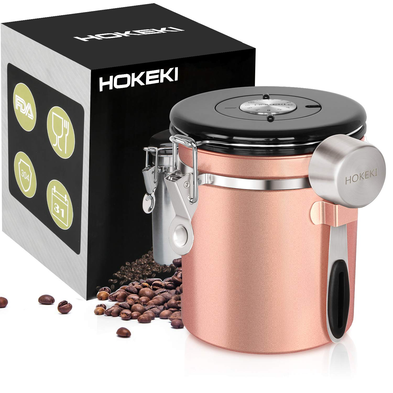 Hokeki Airtight Coffee Caniste...