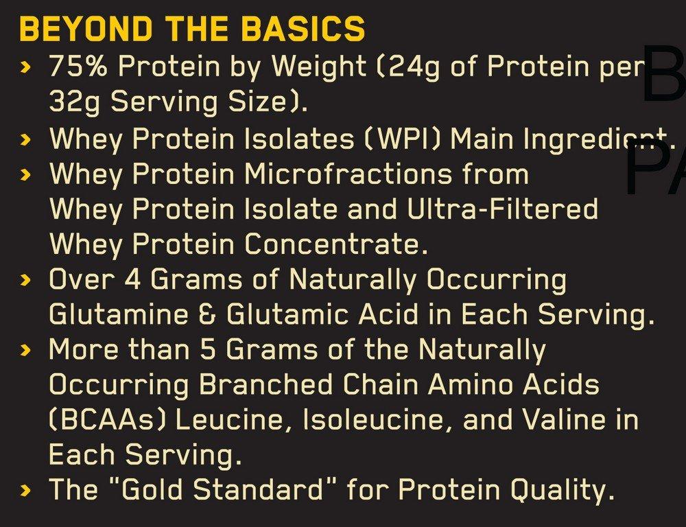 OPTIMUM NUTRITION GOLD STANDARD 100% Whey Protein Powder, Extreme Milk Chocolate, 10 Pound by Optimum Nutrition (Image #9)