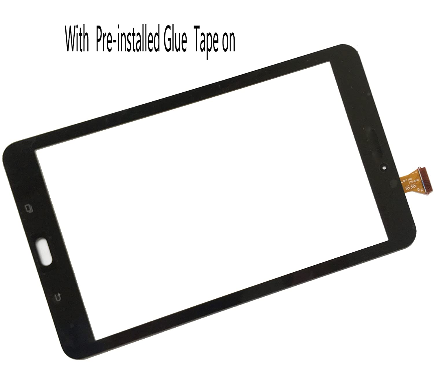 Samsung Galaxy Tab E 8.0 SM-T377A AT/&T Black Touch Screen Digitizer Glass New