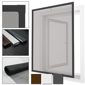 Fenster Ohne Rahmen proheim insektenschutz fenster comfort fliegengitter aus fiberglas