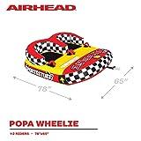 Sportsstuff Popa Wheelie   1-2 Rider Towable Tube