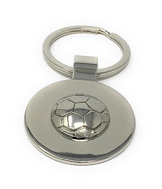 SOL Personalizado Llavero de fútbol: Amazon.es: Hogar