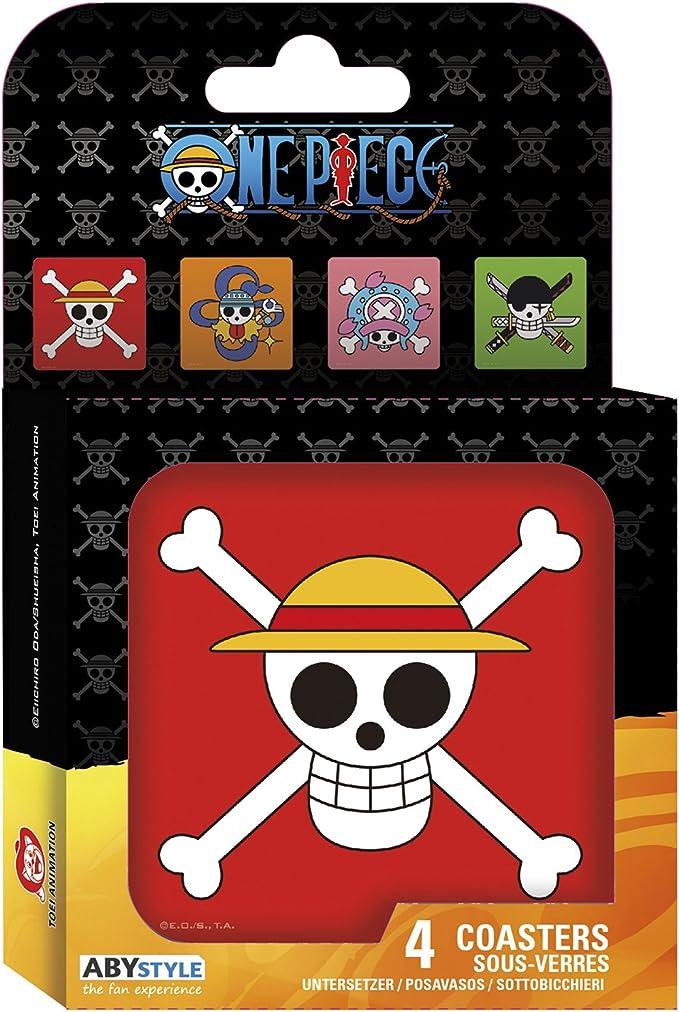 ABYstyle Marvel - Juego de 4 Posavasos de Skulls para Adultos, ABYCOS004: Amazon.es: Juguetes y juegos