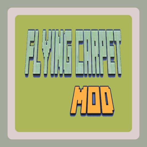 Flying Carpet Mod For Minecraft PE