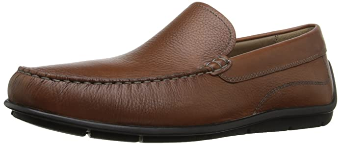 ECCO Men's Classic MOC Slip On Slip-On Loafer, Lion, 46 EU/12-12.5 M US