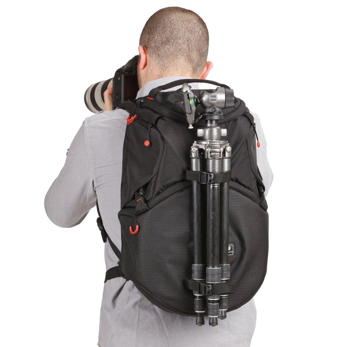 Kata KT PL-R-8 - Mochila para cámara réflex (con Compartimentos ...