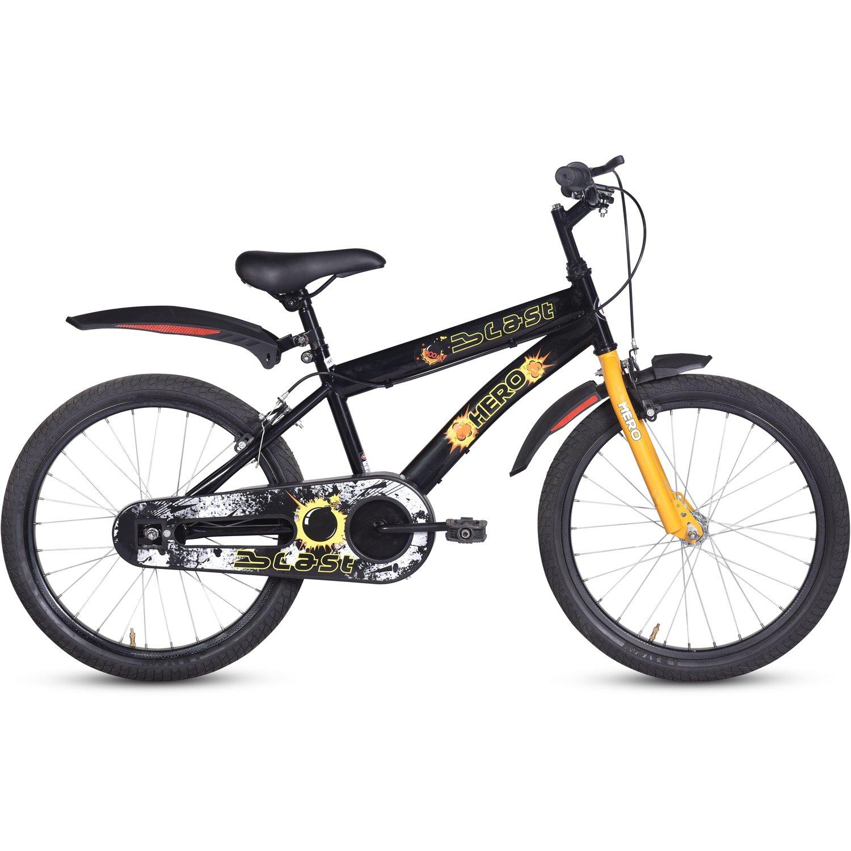 Hero Blast 20T Single Speed Cycle (Black)