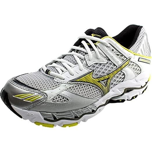 Buy MIZUNO Wave Impetus 4 Grey Running Shoes for Men Online United States Best Prices Reviews MI072SH29CTRINDFAS