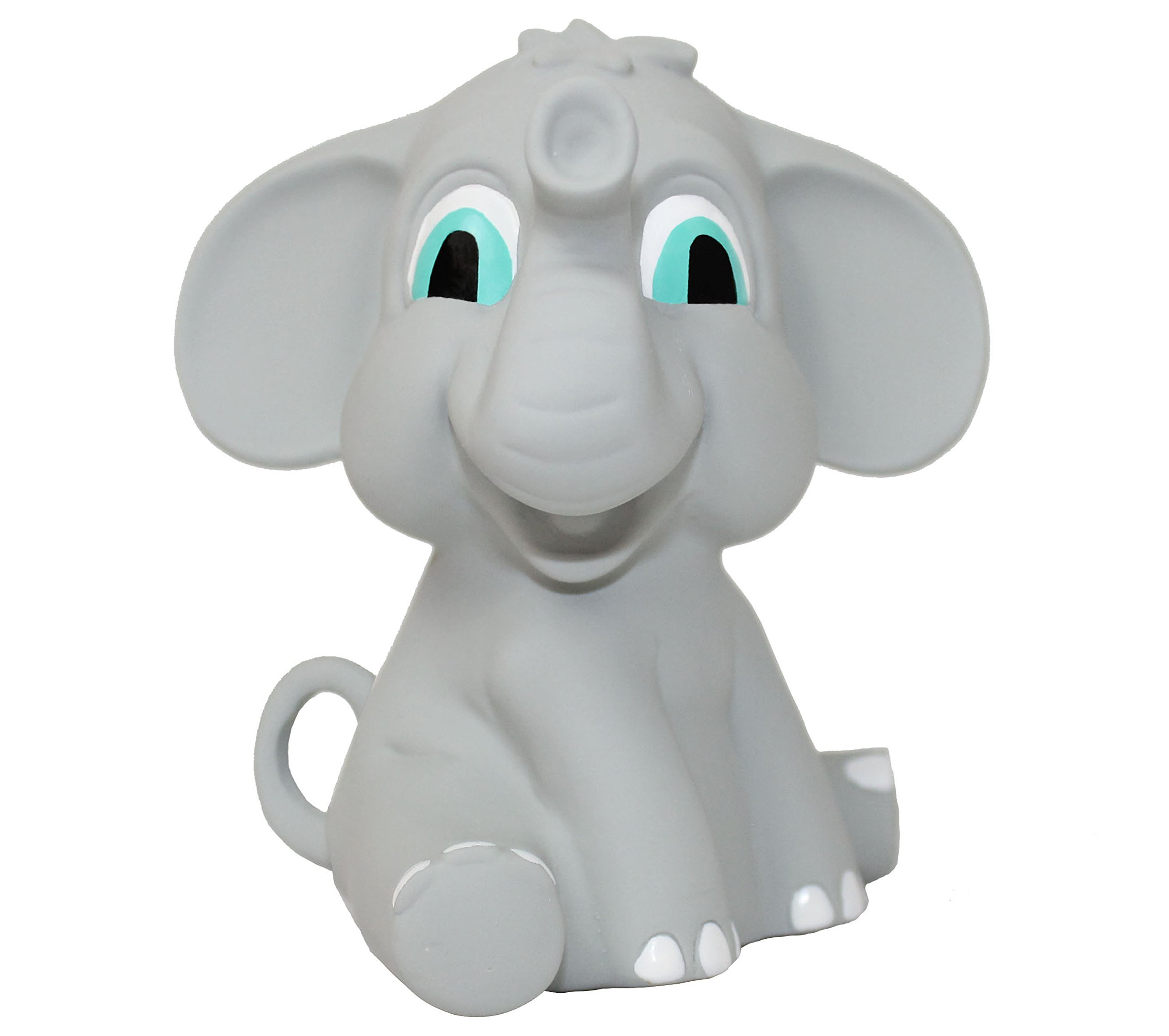 Logan the Elephant - All Natural Teething Toy for Babies
