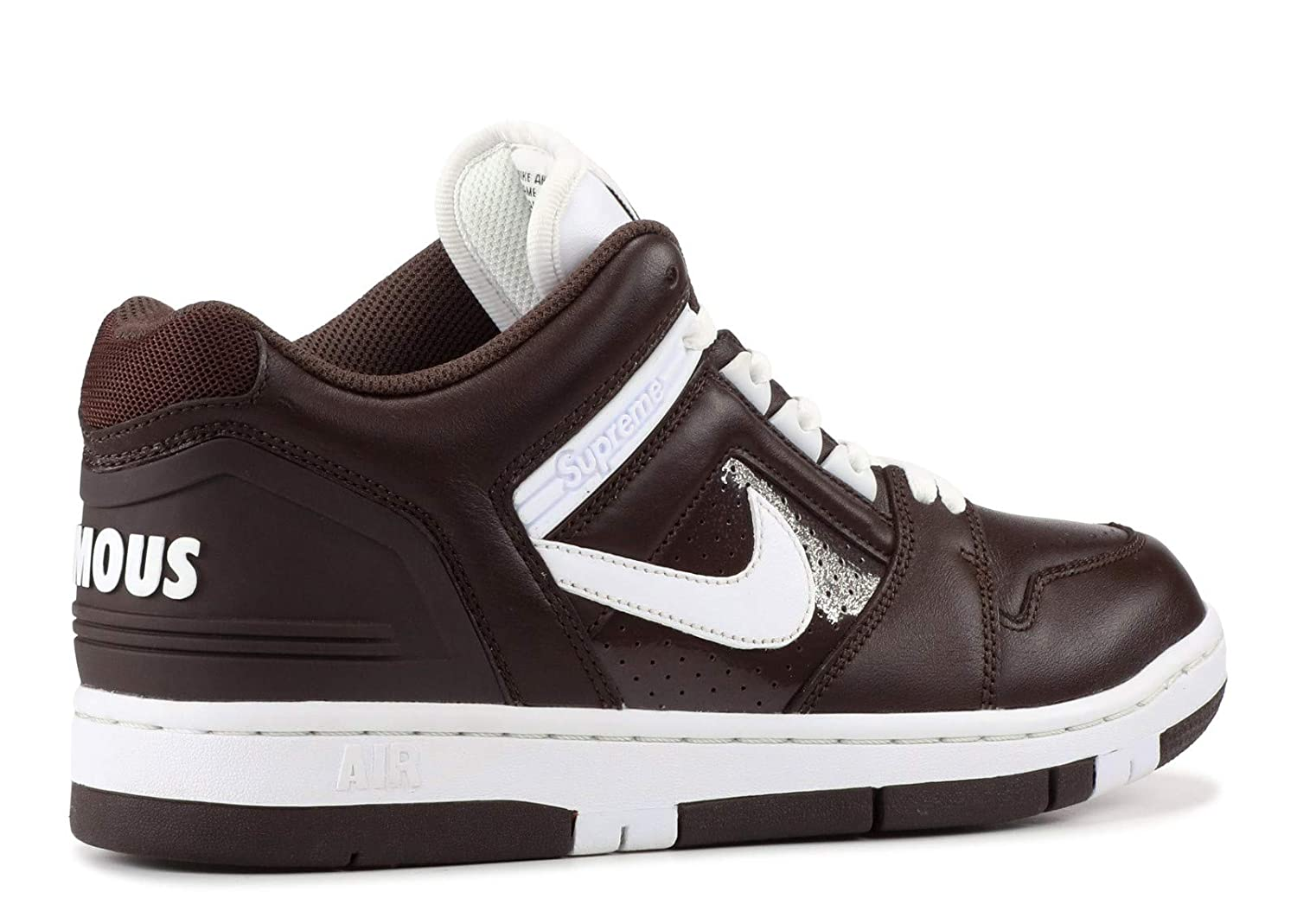 newest a4146 9372c Amazon.com   NIKE SB AF2 Low Supreme Mens Trainers Aa0871 Sneakers Shoes    Skateboarding