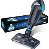 MR.SIGA 3 in 1 Cordless Lightweight Vacuum Cleaner Mop for Hard Floors, Rechargeable 2500 mAh Lithium Battery Powered…