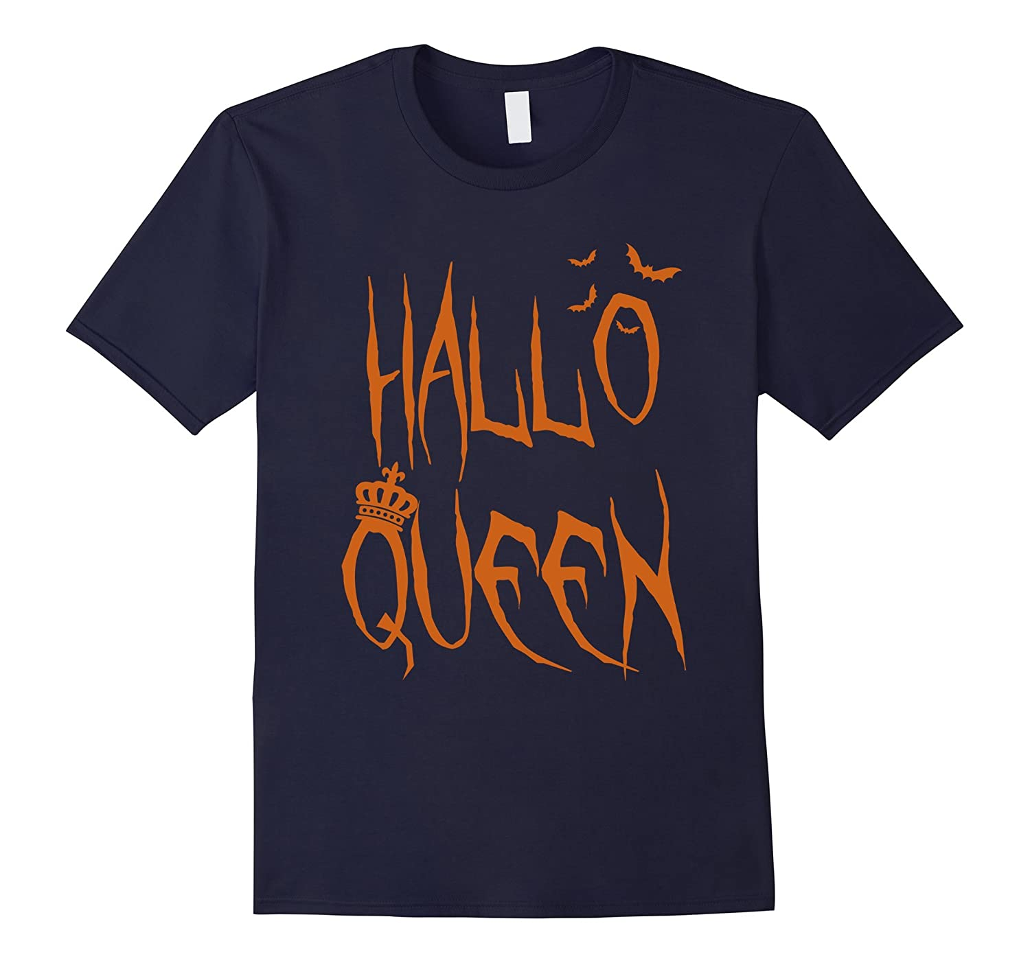 Scary Queen T-shirt Funny Word Play Tee-FL