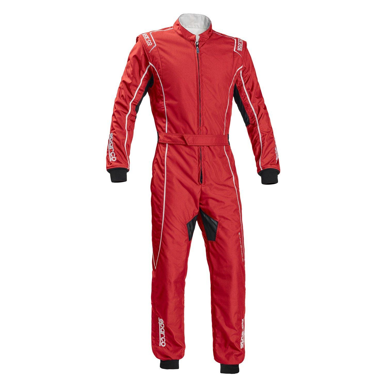 Groove KS3 L Red Sparco 002334RSBI3L Suit