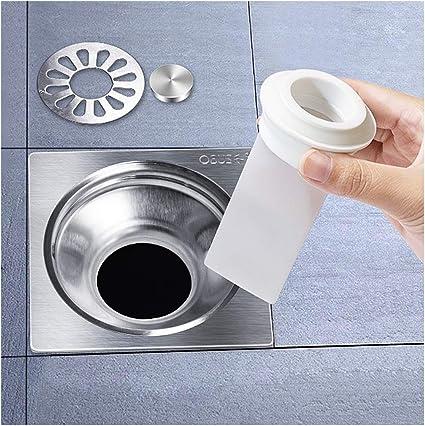 1PC Backflow Preventer Drain Cover Silicone Sealing Ring Deodorant Floor