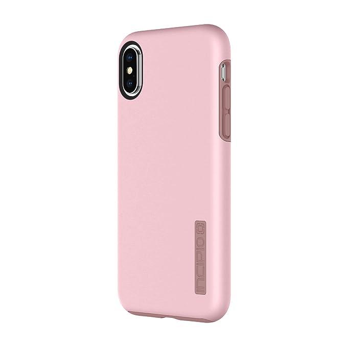 size 40 e7946 f14da Incipio Apple iPhone X Dualpro Case - Rose Quartz