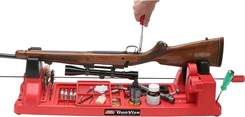 PORTABLE RIFLE SHOTGUN GUNSMITHS MAINTENANCE CENTRE for gun care /& cleaning MTM