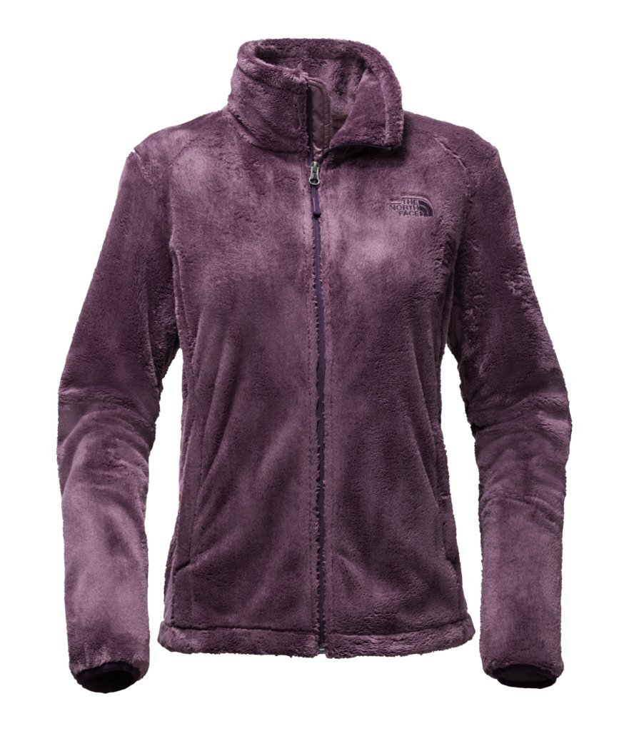 The North Face Women's Osito 2 Jacket - Black Plum - 3XL