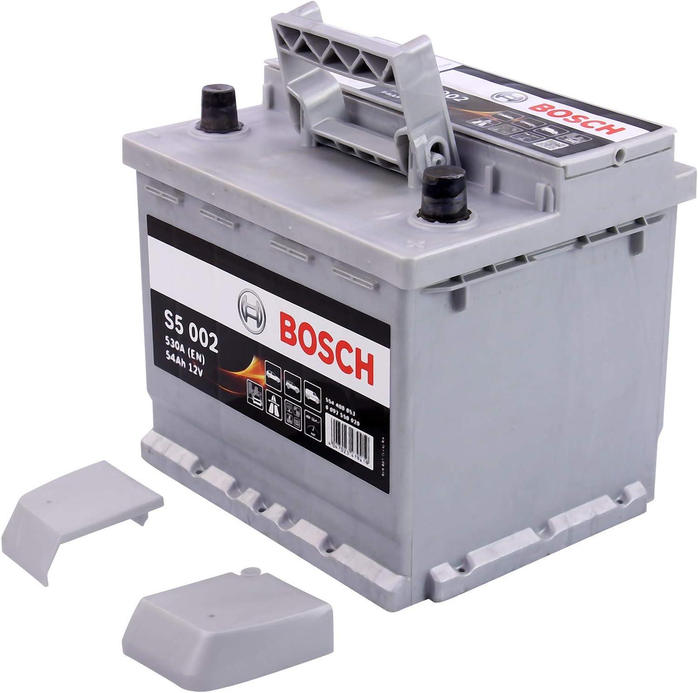: Bosch S5 002 Batterie de démarrage 54 Ah 530 A 12 V