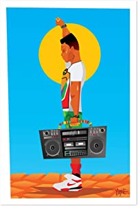 Noir Gallery Radio Raheem Do The Right Thing 11