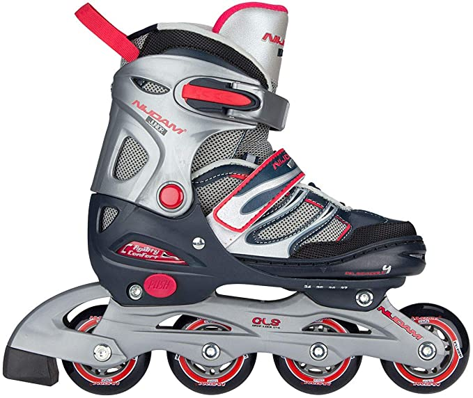 Schreuders Sport Nijdam Speed Skate Chaussures Semi-Souples
