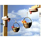 Kraul Cable car with baskets