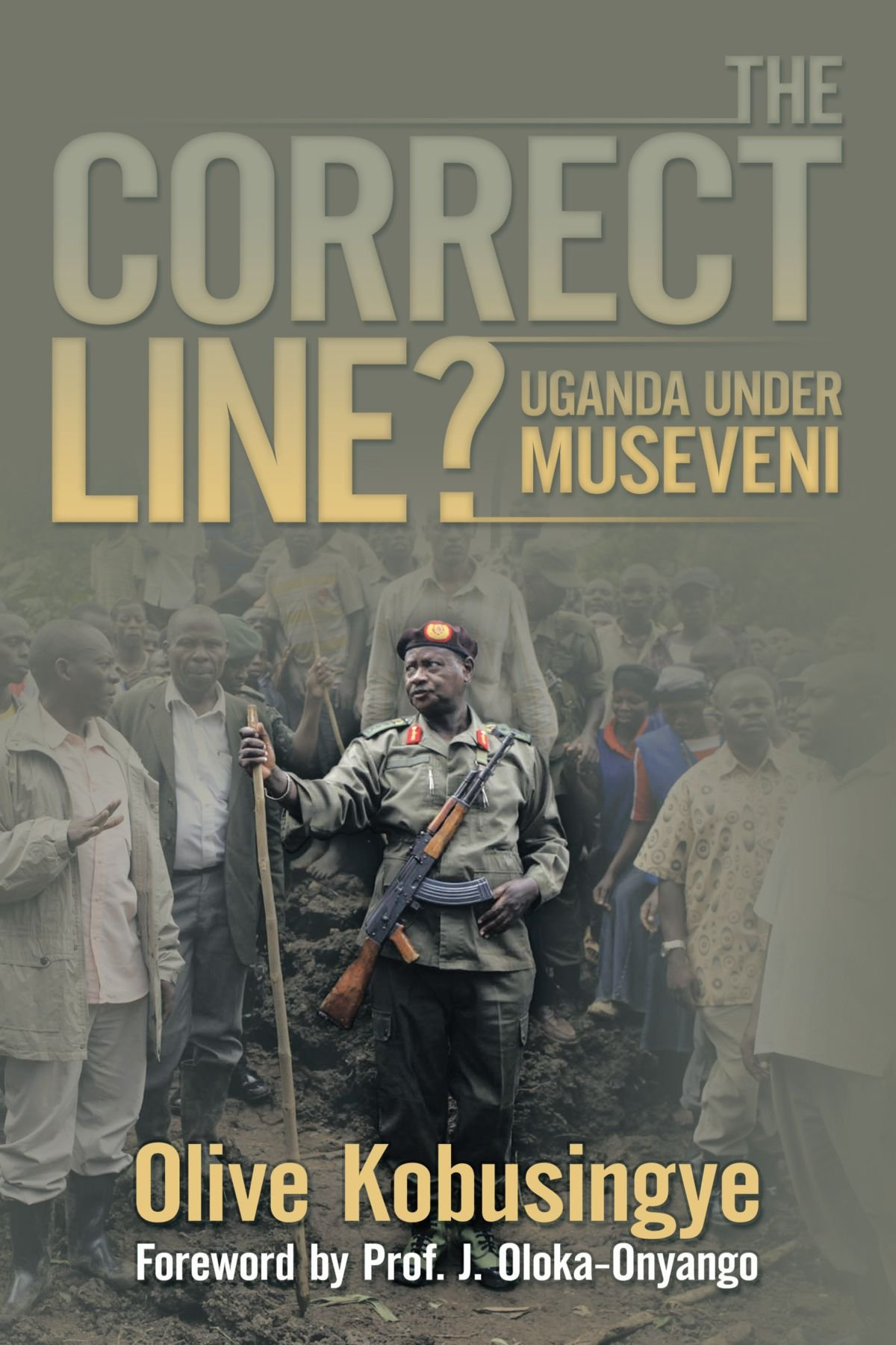 Read Online The Correct Line?: Uganda Under Museveni PDF