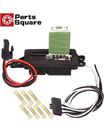 PartsSquare HVAC Blower Motor Resistor & Harness Compatible with 2004 2005 2006 2007 Buick Rainier 02