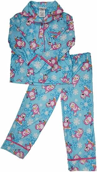 Penguin Snowflake Leggings Set for American Girl Dolls