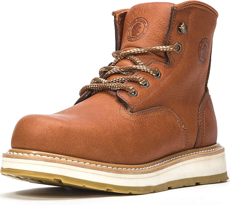 ROCKROOSTER Men's Work Boots