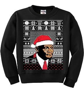 Amazoncom Ym Wear Adult Jordan Crying Meme Ugly Christmas Sweater