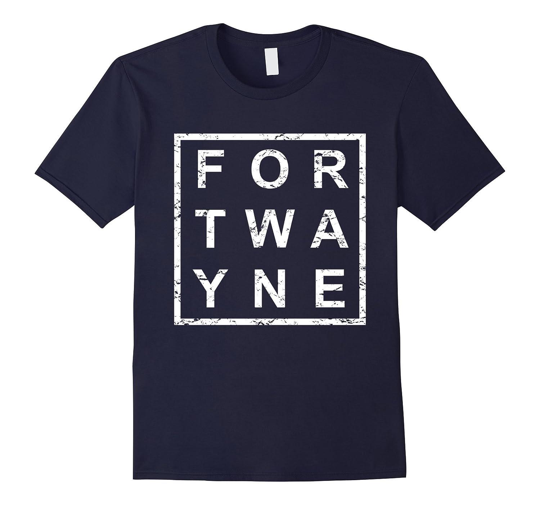 Stylish Fort Wayne Indiana IN T-Shirt-CD