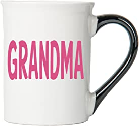 Tumbleweed - Grandma Mug - Large 18 Ounce Ceramic Coffee Mug - Grandma Gifts - Gifts For Women