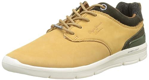 Pepe Jeans Jayden Nubuck, Zapatillas para Hombre: Amazon.es: Zapatos y complementos