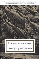 The Origins of Totalitarianism Paperback