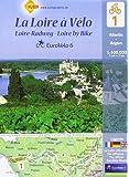 La Loire à Vélo : Atlantic-Angers, 1/100 000