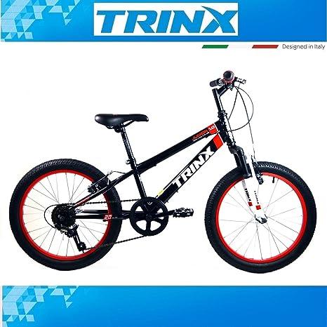 Bicicleta infantil 20 pulgadas Mountain Bike Bicicleta trinx ...